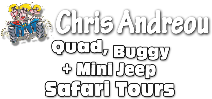 Chris Andreou Quad Buggy Jeep and Like Segway Safari Tours Paphos Cyprus